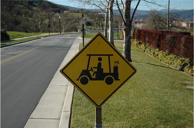 Cart Crossing