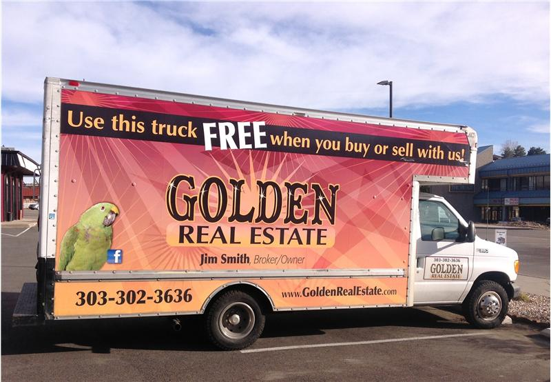 Free Use of GRE Truck