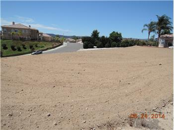 Murrieta CA Lot for Sale 951-217-6745