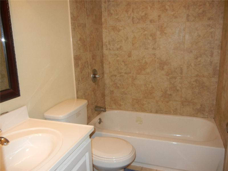 Updated and beautiful full bath on second floor!