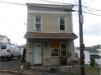 226 Pierce St, Pottsville, PA